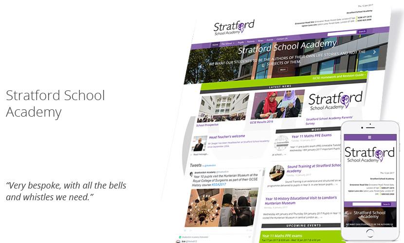 Stratford School Academy