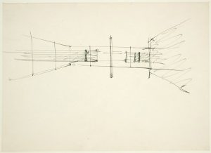 Ludwig Mies van der Rohe, Court House, ca. 1931-1938