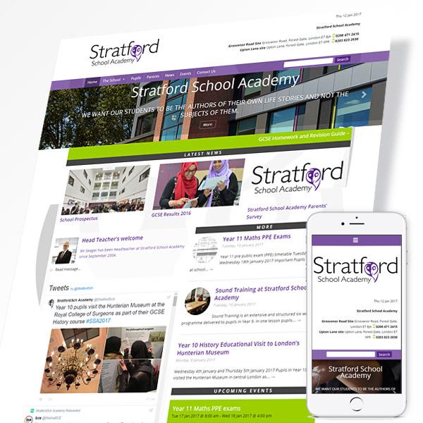 Fivepilchard - Stratford School Academy