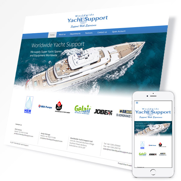 Fivepilchard - World Wide Yacht Support