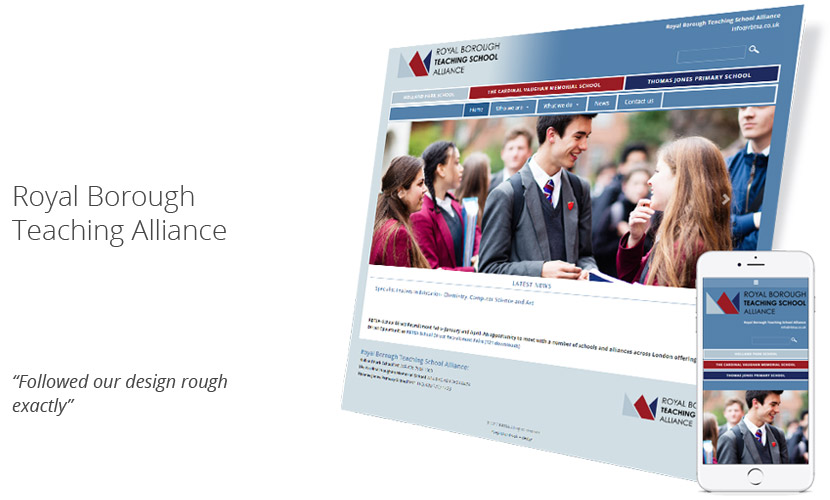 Royal Borough Teaching Alliance