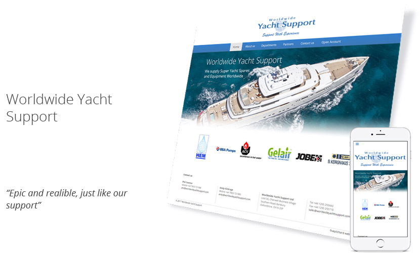 Worldwide Yacht Support