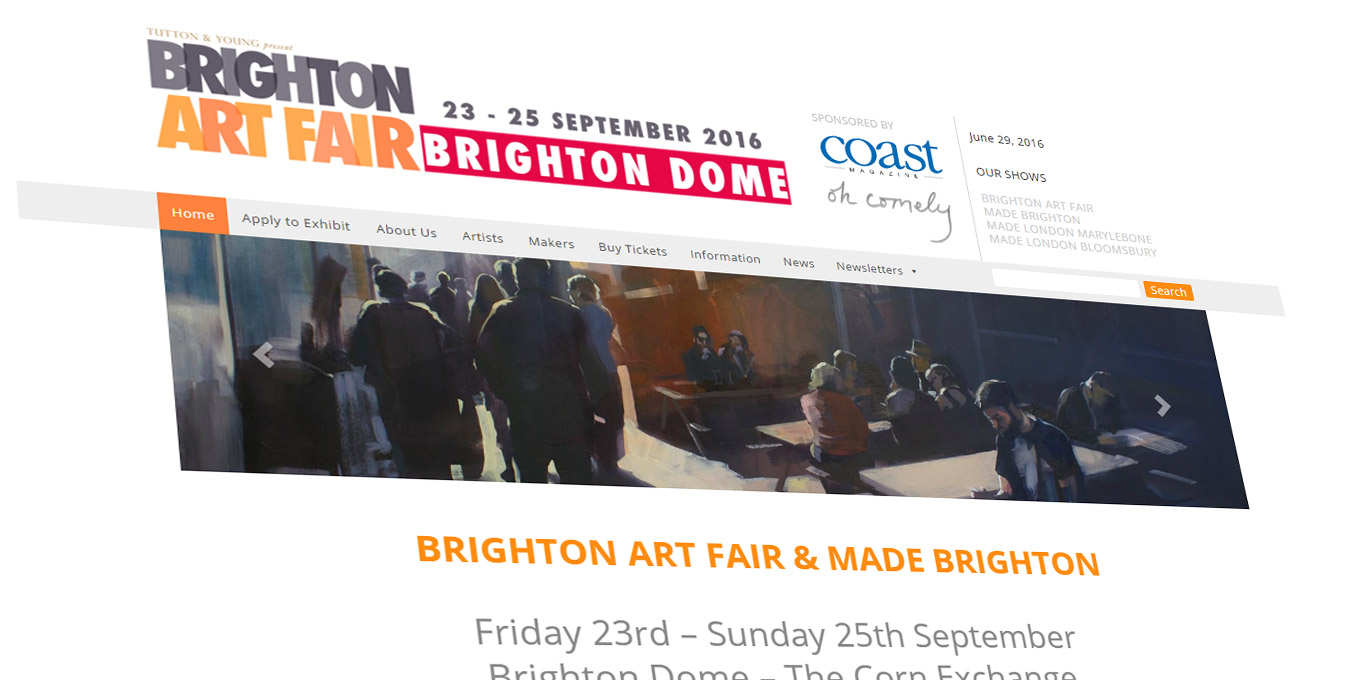 Fivepilchard - Brighton Art Fair Group